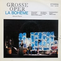 Puccini/P. Lorengar,R. Streich, Fischer-Dieskau, A. Erede - Grosse Oper - La Bohème
