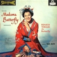 Puccini (Tebaldi) - Madama Butterfly Highlights