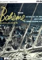 Giacomo Puccini , Victoria De Los Angeles a.o. - Highlights From 'La Boheme'