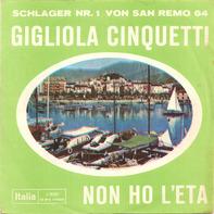 Gigliola Cinquetti - Non Ho L'Eta