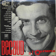 Gilbert Bécaud - Bécaud À L'Olympia