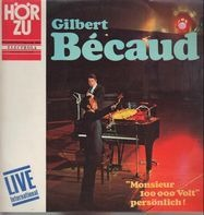 Gilbert Bécaud - Live