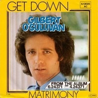 Gilbert O'Sulliva - Get Down