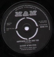 Gilbert O'Sullivan - Happiness Is Me And You
