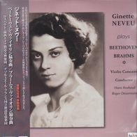 Ginette Neveu - Plays Beethoven &..