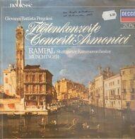 Pergolesi - Concerti Armonici Nos 1-4