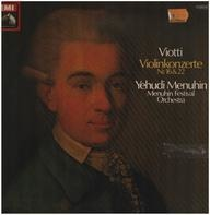 Giovanni Battista Viotti / Yehudi Menuhin - Violinkonzerte Nr. 16 & 22