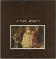 Giovanni Picchi , Ton Koopman - Danze E Toccata - 9 Stücke Für Cembalo, 9 Pieces For Harpsichord