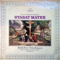 Pergolesi - Freni & Berganza - Stabat Mater (Ettore Gracis)