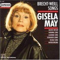 Gisela May - Brecht-Weill Songsa