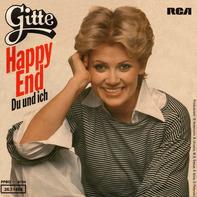 Gitte - Happy End / Du Und Ich