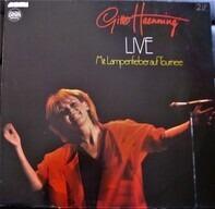 Gitte Hænning - Live - Mit Lampenfieber Auf Tournee