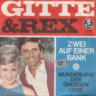 Gitte Hænning & Rex Gildo - Zwei Auf Einer Bank