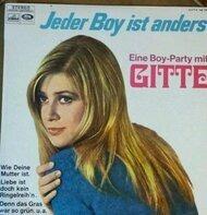 Gitte - Jeder Boy Ist Anders - Eine Boy-Party Mit Gitte