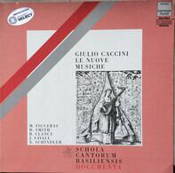 Giulio Caccini - Le Nuove Musiche