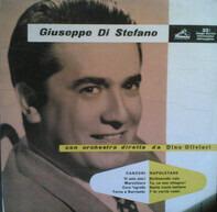 Giuseppe di Stefano Con Orchestra Diretta Da Dino Olivieri - Canzoni Napoletane