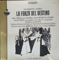 Giuseppe Verdi - Maria Caniglia • Galliano Masini • Carlo Tagliabue • Ernesto Dominici • Ebe Stigna - La Forza Del Destino