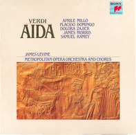 Giuseppe Verdi , Aprile Millo , Placido Domingo , Dolora Zajick , James Morris , Samuel Ramey - Aida