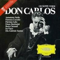 Verdi - Tebaldi ' Fischer-Dieskau ' Ghiaurov ' a.o. - Don Carlos