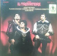 Giuseppe Verdi , Leontyne Price , Placido Domingo , Sherrill Milnes , Fiorenza Cossotto , Zubin Meh - Il Trovatore