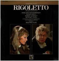 Giuseppe Verdi , Rundfunkchor Leipzig , Staatskapelle Dresden , Siegfried Kurz - Rigoletto