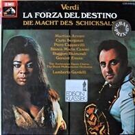 Giuseppe Verdi/ The Royal Philharmonic Orchestra , Lamberto Gardelli , Carlo Bergonzi ,M. Arroyo - La Forza Del Destino