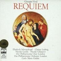 Giuseppe Verdi / Elisabeth Schwarzkopf - Christa Ludwig - Nicolai Gedda - Nicolai Ghiaurov - Requiem