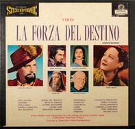 Giuseppe Verdi - La Forza Del Destino Complete Recording / Francesco Molinari-Pradelli