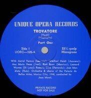 Giuseppe Verdi - Il Trovatore ,, Astrid Varnay, Jean Morel