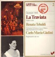 Giuseppe Verdi - La Traviata ,, Giulini, Tebaldi