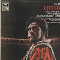 Verdi/ Jon Vickers , Mirella Freni , Peter Glossop , Berliner Philharmoniker, Karajan - Otello