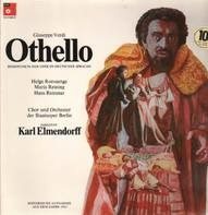 Giuseppe Verdi , Karl Elmendorff - OTHELLO
