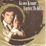 Gladys Knight, Michael Kamen,.. - Licence To Kill / Pam