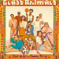Glass Animals - How To Be A Human Being (vinyl)