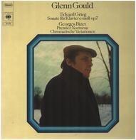Glenn Gould - Grieg - Sonate für Klaviere e-moll op.7; Bizet - Premier Nocturne
