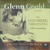 Johann Sebastian Bach - Glenn Gould - The Goldberg Variations 1955 Recording