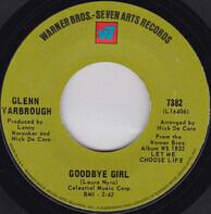 Glenn Yarbrough - Goodbye Girl / Sunshine Fields Of Love