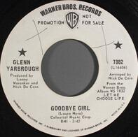 Glenn Yarbrough - Goodbye Girl