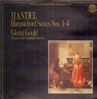 Händel - Harpsichord Suites Nos. 1-4