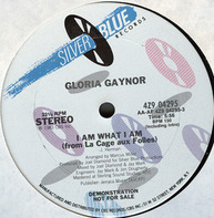 Gloria Gaynor - I Am What I Am