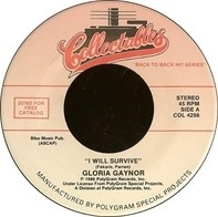 Gloria Gaynor / Love Unlimited Orchestra - I Will Survive