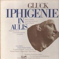 Gluck/ K. Eichhorn, Münchner Rundfunkorchester, Fischer-Dieskau, A. Auger - Iphigenie in Aulis
