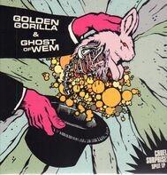 Golden Gorilla / Ghost Of Wem - Cruel Surprises Split LP