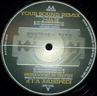 Goldie / J • Majik - Kemistry V.I.P. / Your Sound Remix