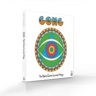 Gong - The Radio Gnome Invisible Trilogy (