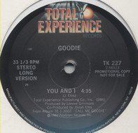 Goodie - You And I