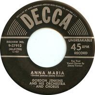 Gordon Jenkins And His Orchestra And Chorus - Anna Maria