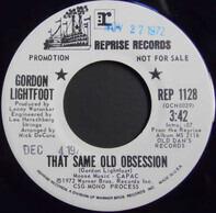Gordon Lightfoot - That Same Old Obsession