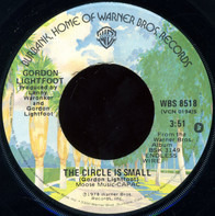 Gordon Lightfoot - The Circle Is Small / Sweet Guinevere