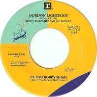 Gordon Lightfoot - If You Could Read My Mind / Me And Bobby McGee